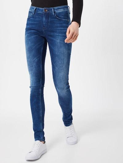 GARCIA Jeans 'Flow Denim' in blue denim, Modelansicht