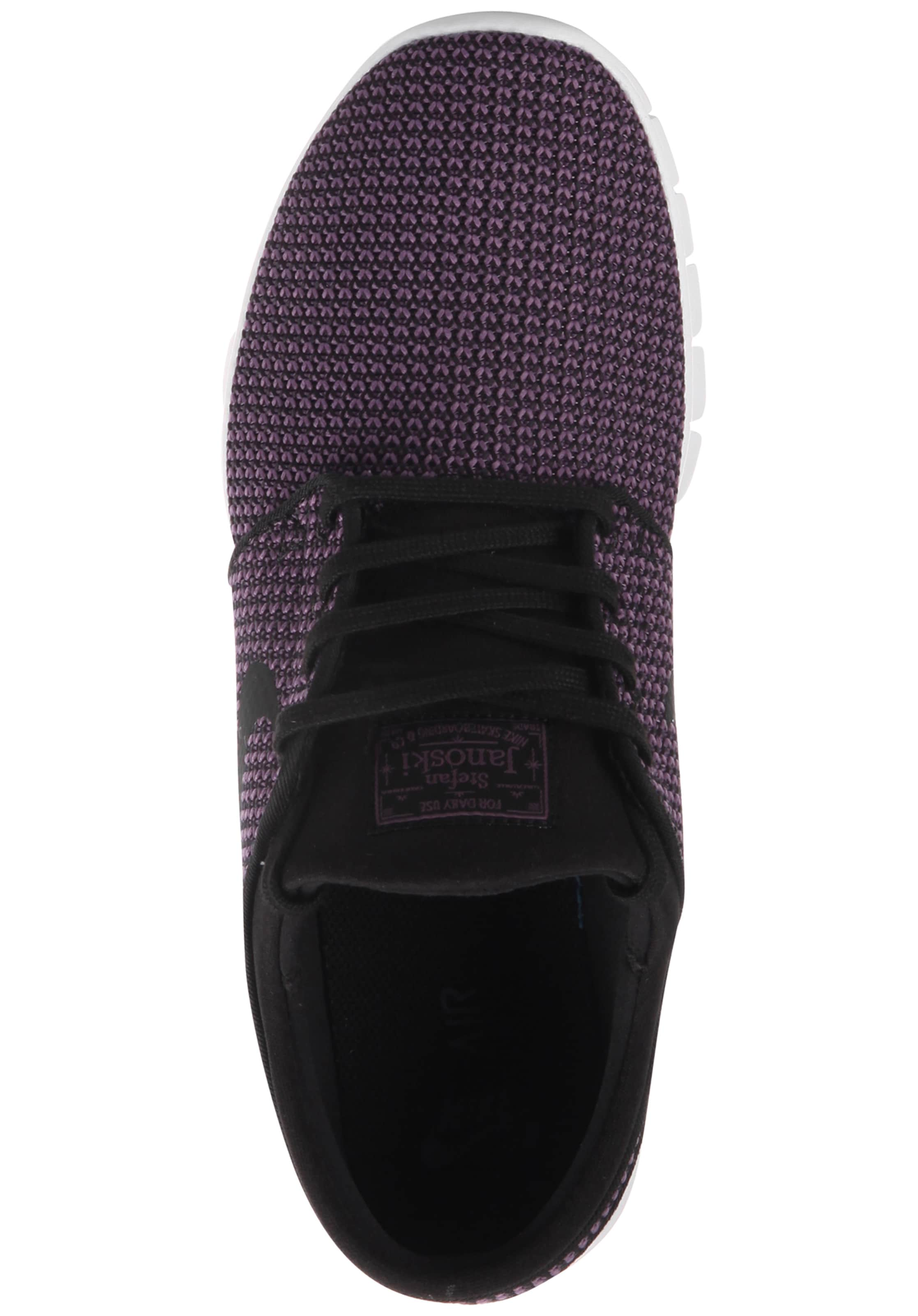 Janoski Nike AubergineSchwarz 'stefan Sb Max' In Schuhe F1clTJK