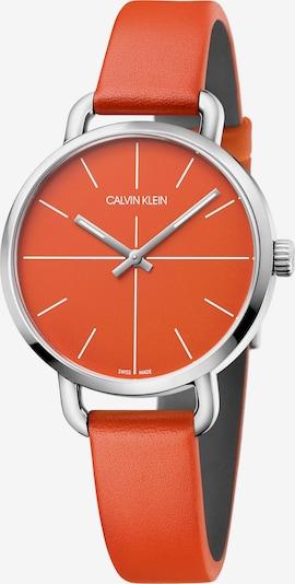 Liebeskind Berlin Uhr in mandarine / silber, Produktansicht