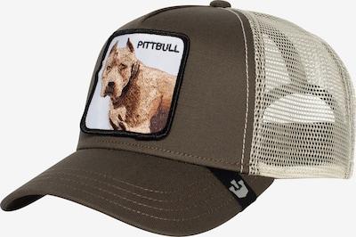 Cappello da baseball 'Pitbull' GOORIN Bros. di colore grigio, Visualizzazione prodotti