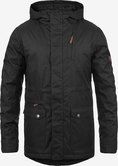 !Solid Winterjacke 'Bello Long' in schwarz, Produktansicht