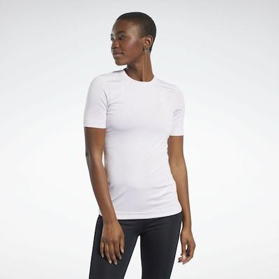 REEBOK Functioneel shirt in de kleur Pastelroze: Vooraanzicht