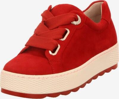 GABOR Sneaker in hellrot, Produktansicht