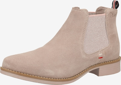 s.Oliver Stiefelette in nude, Produktansicht