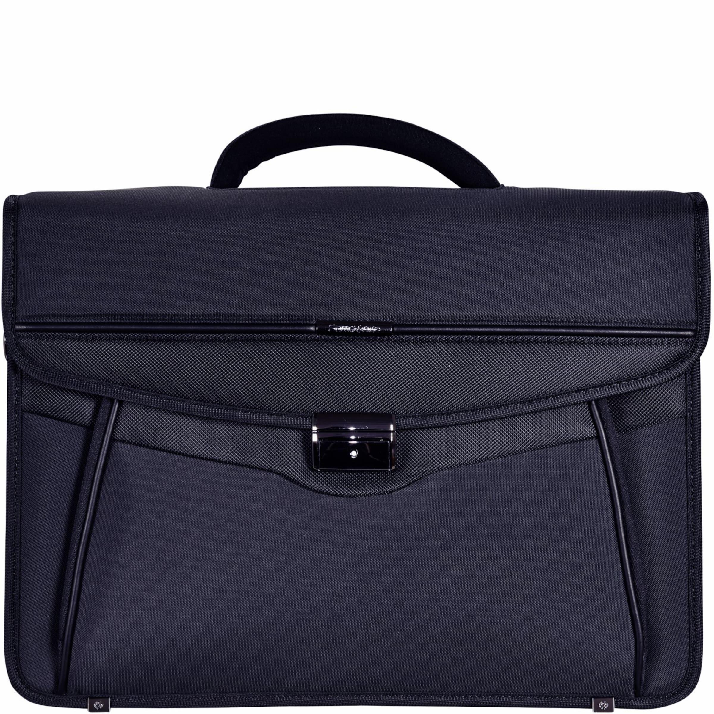 SAMSONITE Desklite Aktentasche Briefcase 42 cm Laptopfach Geniue Händler Eda0xkQ