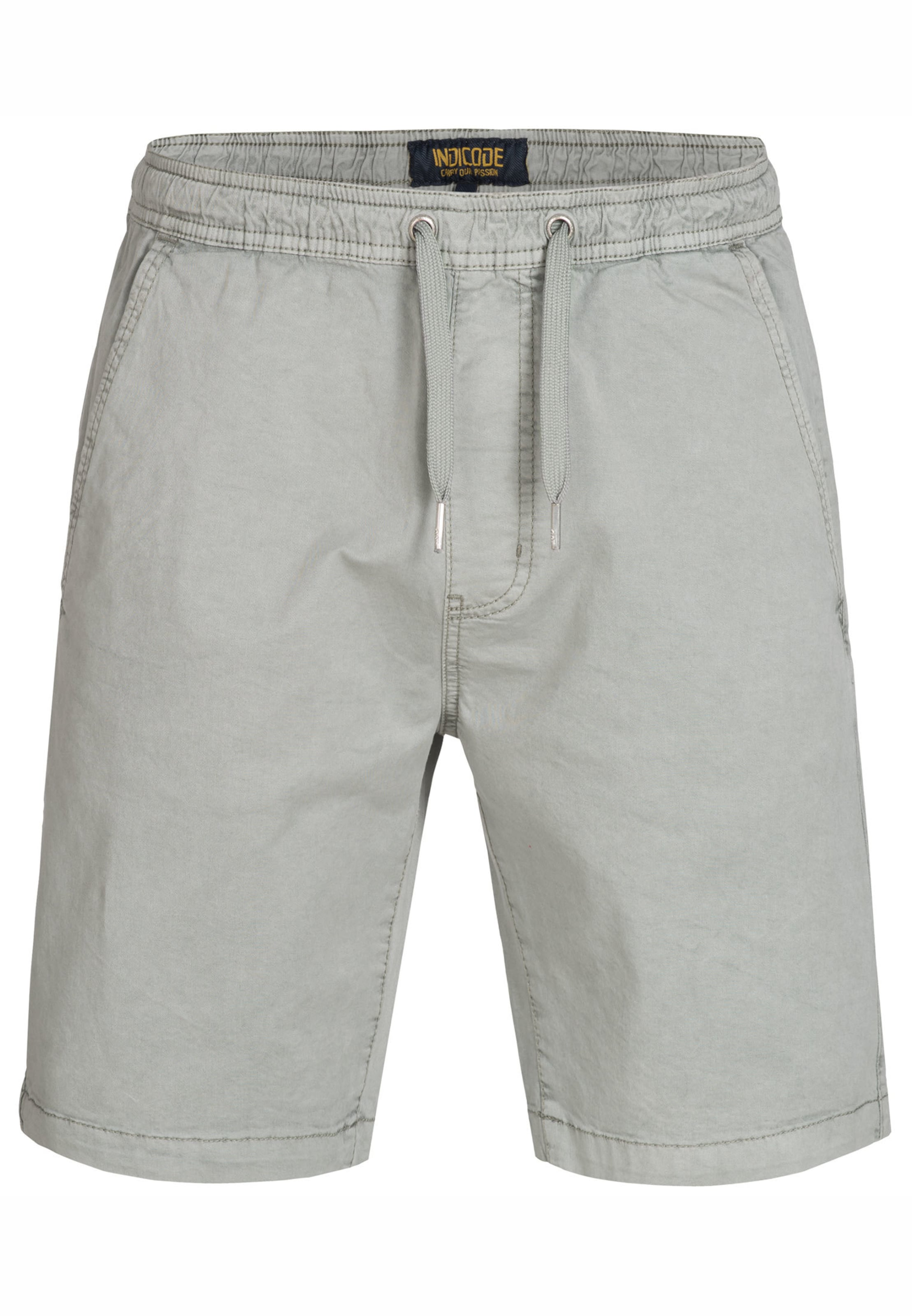 Shorts In Hellgrau Indicode Jeans 'kelowna' AS5LcR34jq