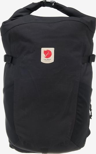 Fjällräven Rucksack 'Ulvö' in schwarz, Produktansicht