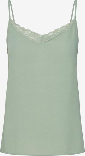 VILA Top 'MERO' in grün, Produktansicht
