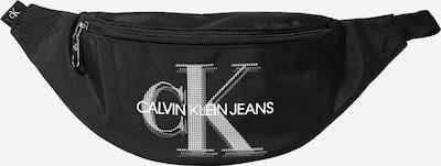 fekete / fehér Calvin Klein Jeans Övtáska 'Pixel', Termék nézet