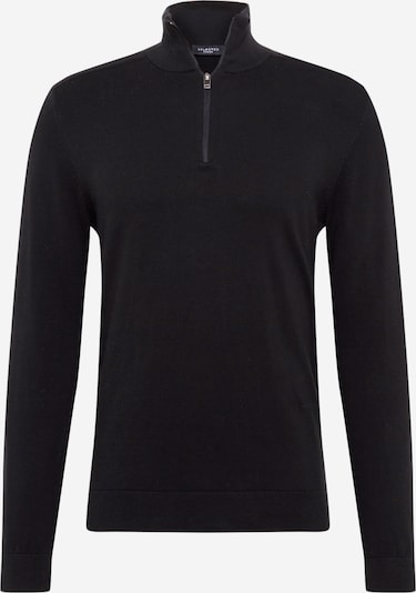 SELECTED HOMME Pullover 'Berg' i sort, Produktvisning