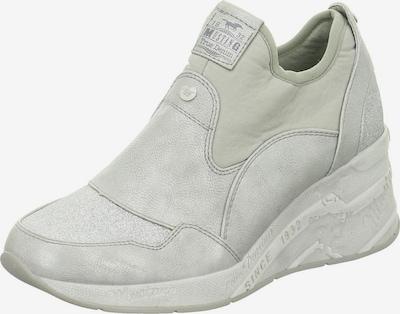MUSTANG Slipper in grau, Produktansicht