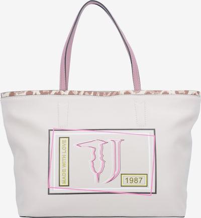 Trussardi Jeans Shopper 'Liquirizia' in beige / gelb / mauve / pink, Produktansicht