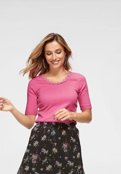 ANISTON T-Shirt in pink, Produktansicht