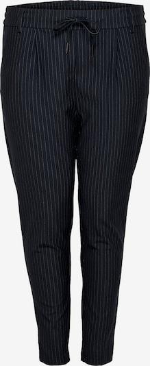 ONLY Carmakoma Pantalon 'Goldtrash' en bleu cobalt, Vue avec produit