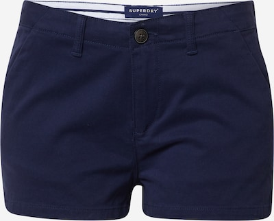 Superdry Chino in de kleur Navy, Productweergave