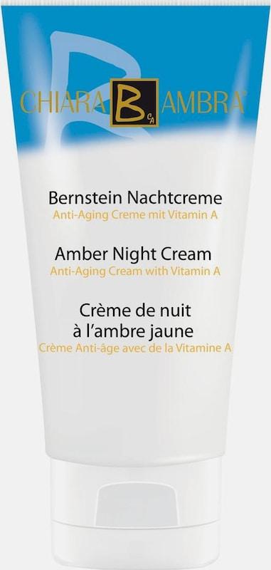 CHIARA AMBRA 'Bernstein Tagescreme' Anti-Aging Pflege