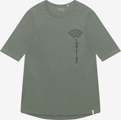 ESPRIT T-Shirt in grün, Produktansicht
