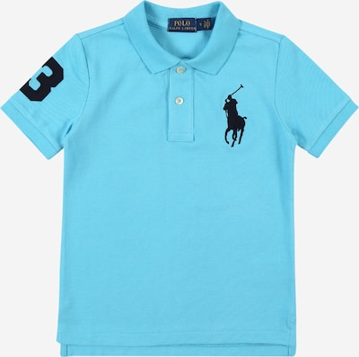 POLO RALPH LAUREN Shirt in blau, Produktansicht