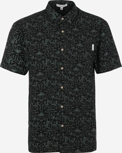 Iriedaily Hemd 'Sambasa' in schwarz / weiß, Produktansicht