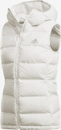 ADIDAS PERFORMANCE Sportbodywarmer in de kleur Wit, Productweergave
