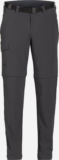 Maier Sports Hose 'Torid' in grau, Produktansicht
