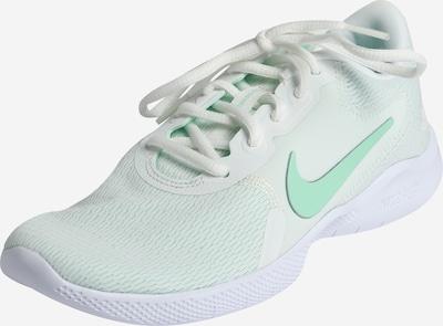 NIKE Chaussure de course 'Experience Run 9' en menthe / blanc, Vue avec produit