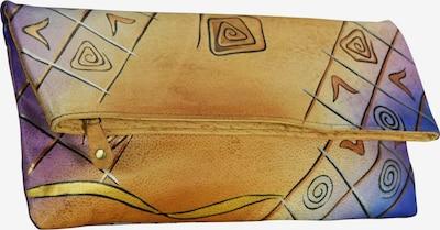 GREENLAND Clutch 'Art + Craft' in mischfarben, Produktansicht