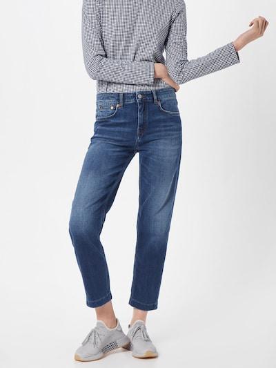 DRYKORN Jeans in blue denim, Modelansicht