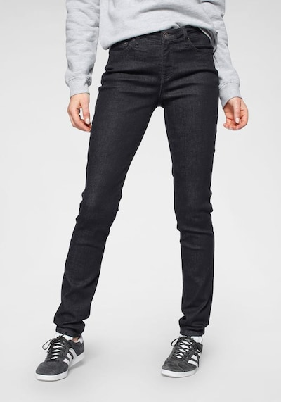 HIS JEANS Slim-fit-Jeans in dunkelblau, Modelansicht