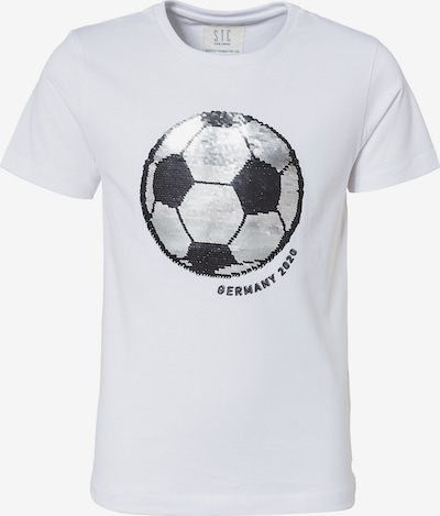 STACCATO Shirt in schwarz / weiß, Produktansicht