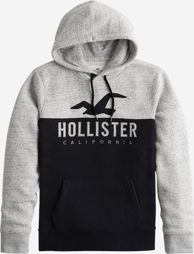 HOLLISTER Bluzka sportowa w kolorze szary / czarnym, Podgląd produktu