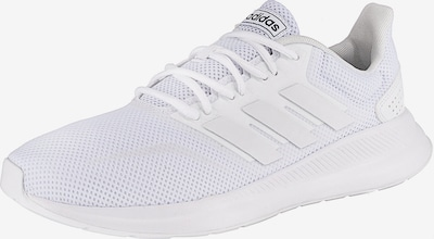 ADIDAS PERFORMANCE Laufschuhe 'Runfalcon' in weiß, Produktansicht