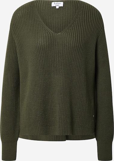 LeGer by Lena Gercke Pullover 'Ella' in dunkelgrün, Produktansicht
