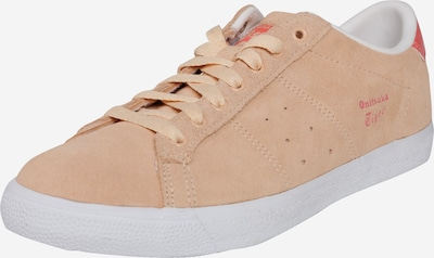 Onitsuka Tiger Sneaker 'Lawnship' in lachs / rosa, Produktansicht