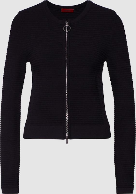 HUGO Strickjacken 'Shanny' in schwarz  Mode neue Kleidung
