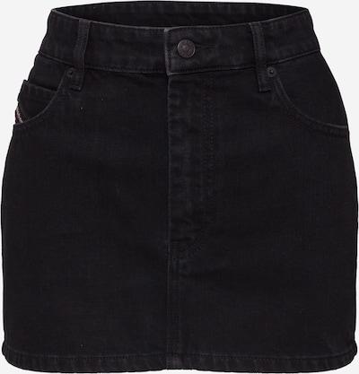 DIESEL Rock 'DE-EISY SKIRT' in schwarz, Produktansicht