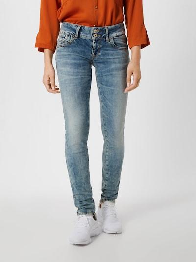 LTB Jeans 'Molly' i blue denim, Modelvisning