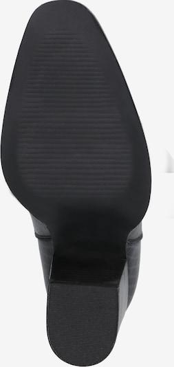 ABOUT YOU Chelsea škornji 'Sina' | črna barva: Pogled od spodaj