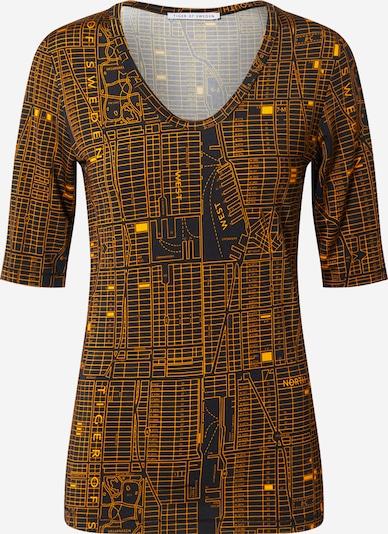 Marškinėliai 'LERNO' iš Tiger of Sweden , spalva - aukso geltonumo spalva / juoda, Prekių apžvalga