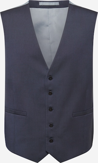 BURTON MENSWEAR LONDON Weste 'Essential' in navy / taubenblau, Produktansicht