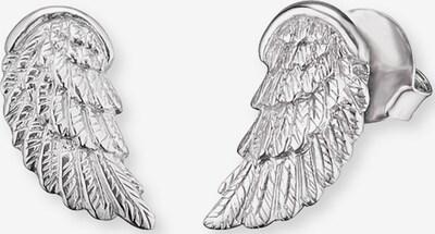 Engelsrufer Ohrstecker 'Flügel' in silber, Produktansicht