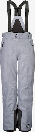 KILLTEC Hose in grau / schwarz, Produktansicht