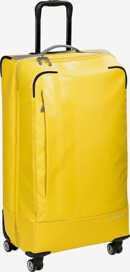 VAUDE Trolley 'Timok 90' in gelb, Produktansicht