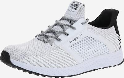 bugatti Sneaker in hellgrau / weiß, Produktansicht