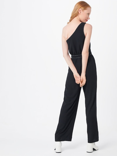 ABOUT YOU Overall 'Silene' in schwarz: Rückansicht