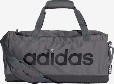Sportinis krepšys iš ADIDAS PERFORMANCE , spalva - tamsiai pilka, Prekių apžvalga