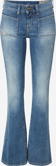 DIESEL Jeans 'D-Ebbey-X' in blue denim, Produktansicht