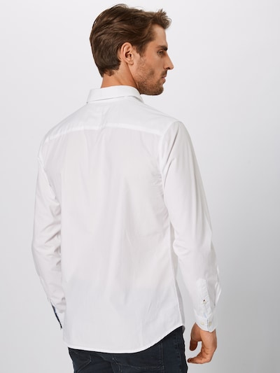 SELECTED HOMME Overhemd in de kleur Wit: Achteraanzicht