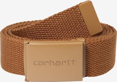 Carhartt WIP Riem 'Clip Belt Tonal' in de kleur Bruin, Productweergave