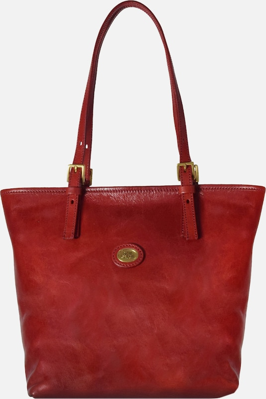 The Bridge Leder Shopper 'Story Donna'